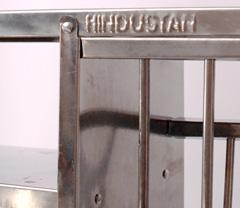 Hylla Rostfri Indiskt B61xH79 - Diskställ