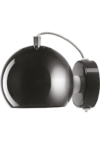 Lampa Ball Vägg