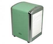 Servett dispenser Grön