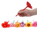 Penna - Blomma med lampa
