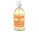 Savon de Marseille glasflaska - Apelsinblomma