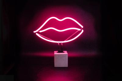 LÄPPAR neon Lampa