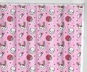 Dusch draperi Zombie bunny