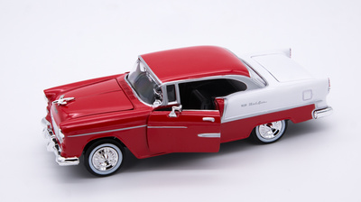 Bil Chevy Bel air -55