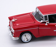 Bil Chevy Bel air -55