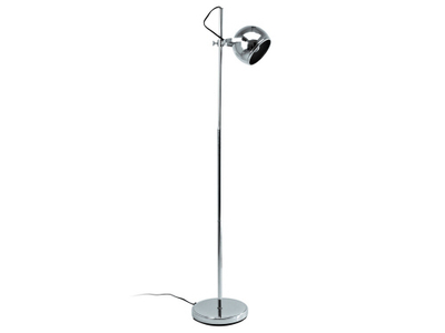 Golvlampa Retro Chrome 1 boll