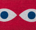 Dörrmatta Ögon