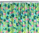 Dusch draperi Flamingo