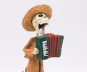 Mariachi Skelettfigur Calavera