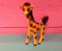 Giraff brun floss 9cm