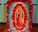 Bricka Virgen Guadalupe