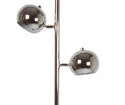 Golvlampa Chromeball x 3