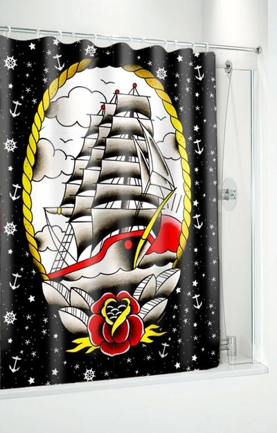 Dusch draperi Ship