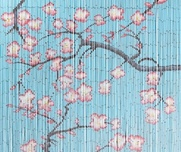 Draperi Blossom Bamboo