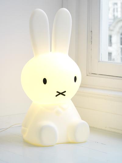 Lampa Miffy Stor