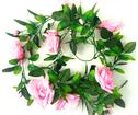 Blomslinga Rosa, 2m