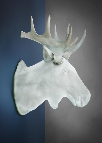 Lampa Älg Moo - Moose