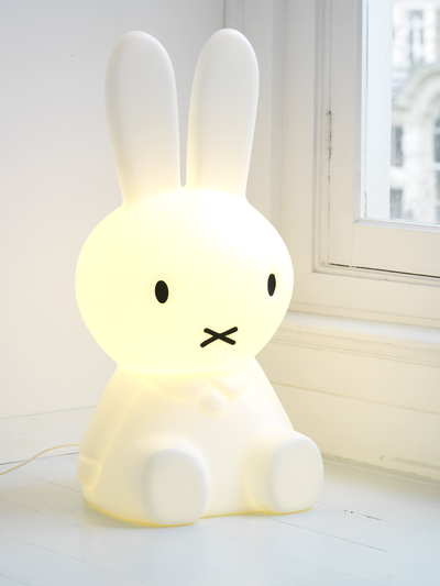 Miffy lampa Liten Dekorationslampa