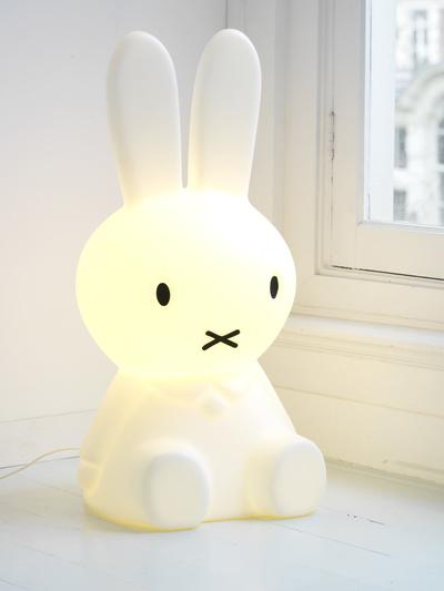 Miffy lampa Liten