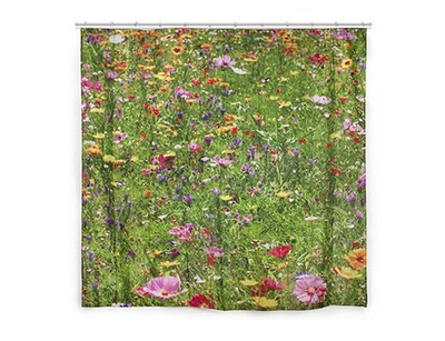 Dusch draperi Flower
