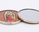 Spegel rund Guadalupe/Jesus