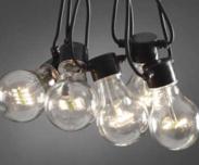 Ljusslinga 20 lampor, LED. Klar