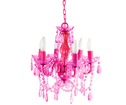 Lampa Gypsy Kandelaber Fuchsia 38