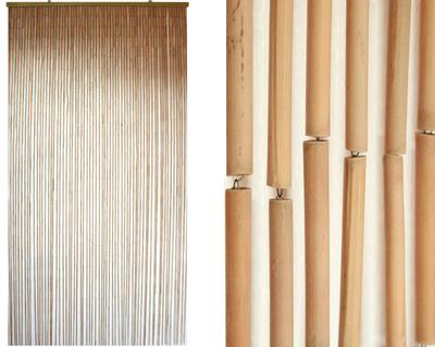 Draperi Natur Bamboo