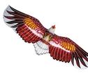 Kinesiska Silkes drakar - Silk Kites