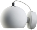 Lampa Ball Vgg vit matt