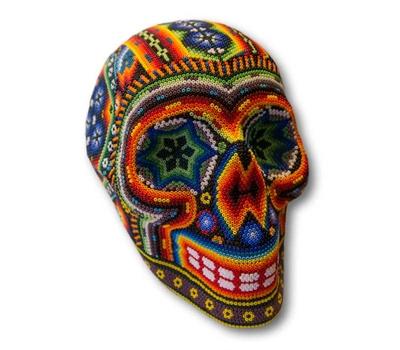 Döskalle, Star2. Huichol Shaman art.