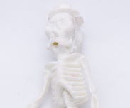 Gummi skelett